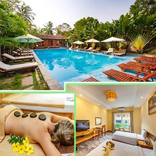 Nghỉ Dưỡng 3N2Đ Tại Bauhinia Resort 3* Gần Biển + Tour Khám Phá Phú Quốc Kết Hợp Câu Cá, Lặn Ngắm San Hô - Cho 01 Người