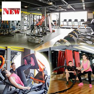 Hệ Thống New Fitness - 01 Tháng Tập Luyện Không Giới Hạn Các Loại Hình Và Thời Gian