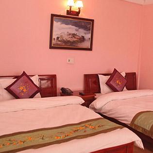 Phòng Deluxe (Double/ Twin) 2N1Đ - Khách Sạn Long Anh Sapa, Ăn Sáng Miễn Phí Cho 02 Khách