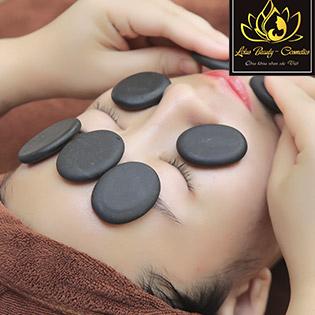 Chăm Sóc Da Đá Nóng Hoặc Trị Mụn Cùng Lotus Beauty Cosmetics