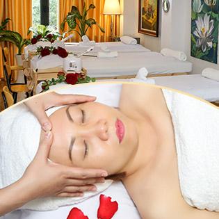 Tứ Hồng - French Spa Săn Sóc Da Mặt Bằng Phương Pháp Thay Đổi Nhiệt/ Massage - Công Nghệ Làm Đẹp Tiêu Chuẩn Pháp