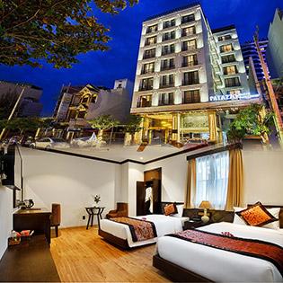 Palazzo Hotel Đà Nẵng 3* 2N1Đ Phòng Superior Bao Gồm Ăn Sáng Dành Cho 2 Người