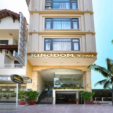 Kingdom Hotel Đà Nẵng 3* 2N1Đ Bao Gồm Ăn Sáng - Cho 02 Người