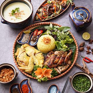 Nhà hàng Việt 1915Y- Hồn Quê Giữa Lòng Hà Nội