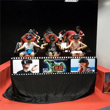 Thế Giới Giải Trí - Vé Xem 02 Phim 9D Cực Hot Tại Royal City
