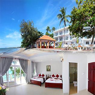 Sand Beach Resort 3* Phan Thiết – 2N1Đ Phòng Superior – Bao Gồm Ăn Sáng – Dành Cho 2 Khách