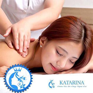 TMV Katerina 5* - Massage Body Thái Kết Hợp Sóng Lượng Tử VS Line - Độc Quyền Liệu Pháp Châm Cứu Trị Liệu Cho Cơ Thể