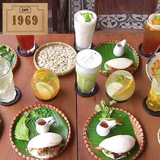 Cafe 1969 – Trải Nghiệm Thức Uống Trong Không Gian Đúng Điệu Sài Gòn Xưa