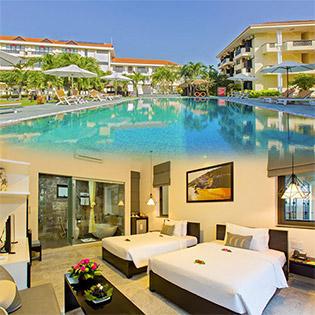 Nghỉ Dưỡng 2N1Đ Tại Phu Thinh Boutique Resort And Spa Hội An 4*