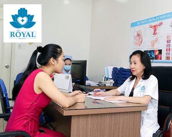 Tổng Quát Sức Khỏe Sinh Lý Cho Phụ Nữ - Trọn Gói 9 Dịch Vụ Khám Toàn Diện Tại Đa Khoa Royal - Phòng Khám Việt Vì Sức Khỏe Người Việt