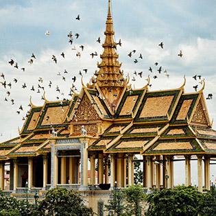 Tour Campuchia 4N3Đ - Khám Phá Kỳ Quan Thế Giới Angkor – Phnom Penh – Khách Sạn 4 Sao – Tặng Buffet Tối