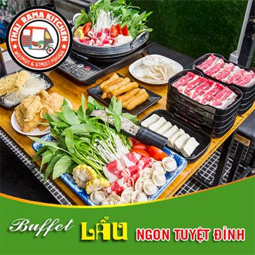 Buffet Lẩu Ngon Tuyệt Đỉnh Tại Bếp Thái Sawandee