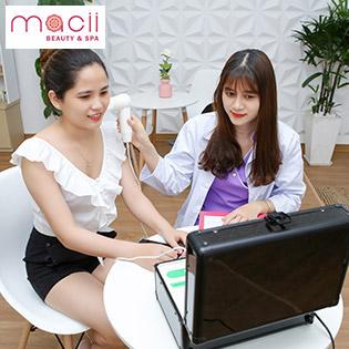 Miễn Tip 120 Phút Trẻ Hóa/ Trắng Mịn Da, Chạy Serum Mediskin Pro White Bật Tone Độc Quyền Tại Macii Beauty Spa