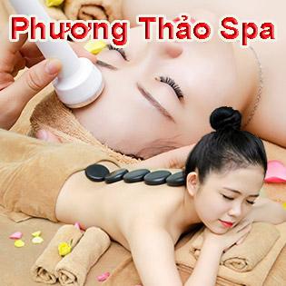 Miễn Tip - (120') Massage Body + Foot + Ngâm Chân + Đắp Mặt Nạ/ Chạy Vitamin C/ Collagen Tươi/ Hút Chì - Phương Thảo Spa