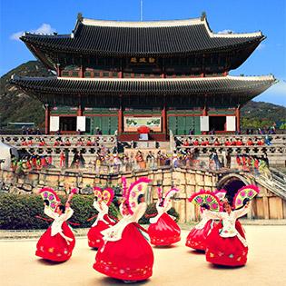 Tour Hàn Quốc 5N4Đ – KS 5 Sao - Seoul – Đảo Nami – Everland Park – Tham Gia Pang Show Độc Đáo – Tặng 01 Lẩu Shabu Hàn + Tắm Sauna Cổ Truyền
