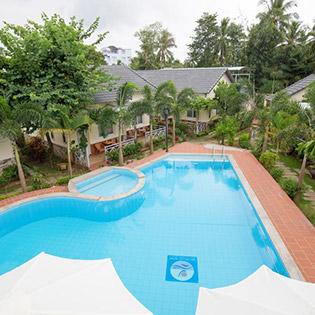 Blue Paradise Resort Phú Quốc 3N2Đ Cho 2 Người, Bao Gồm Ăn Sáng