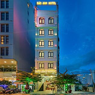 Bảo Anh Boutique Đà Nẵng Hotel 3*, Gần Biển, 2N1Đ  Cho 02 Khách