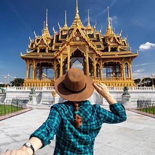 TOUR THÁI LAN 5N4Đ - Cơ Hội Vàng Đến Thái Lan - Phá Tan Cuộc Sống Buồn Chán