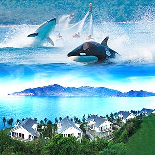 Mer Perle Hòn Tằm Resort 5* Cao Cấp Nha Trang 2N1Đ - Bao Gồm Ăn Sáng – Miễn Phí Vé Vào Cửa Khu Vui Chơi Sparkling Waves – Dành Cho 2 Người