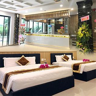 Z Hotel Phú Quốc 3*, 2N1Đ Phòng Deluxe Twin - Bao Gồm Ăn Sáng - Cho 04 Người