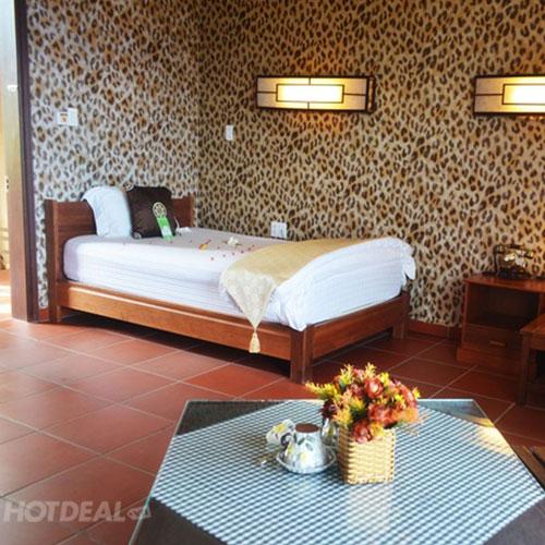 Melon Resort 4* Mũi Né - 1 Đêm Phòng Villa Ocean View Dành Cho 02 Người Không Phụ Thu Cuối Tuần