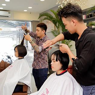 Salon De Sunny - Salon Hàn Quốc Đẳng Cấp 5* - Trọn Gói Làm Tóc Cao Cấp