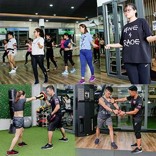 01 Tháng Tập Gym, Kick Boxing, Yoga & Dance Không Giới Hạn Giờ Tập Tại Fitness Way