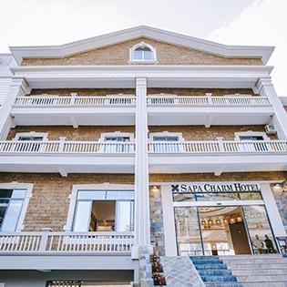 Sapa Charm Hotel 4* 2N1Đ Phòng Superior - Bao Gồm Ăn Sáng - Dành Cho 02 Người - Không Phụ Thu Cuối Tuần