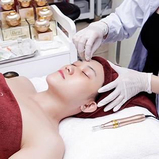 Phi Kim Cấy DNA Cá Hồi Thần Dược Cấy Trắng Căng Bóng, Tái Tạo Da, Trị Sẹo Rỗ, Nám, Tàn Nhang - Cam Kết Hiệu Quả 100% - Venus Clinic & Spa