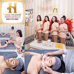 Miễn Tip - 01 Trong 03 Combo Cao Cấp (60 – 90 Phút) Massage Mặt Trẻ Hóa Da + Tắm Trắng Mặt Kem Dưỡng + Hút Chì, Thải Độc + Lấy Sạch Nhân Mụn Tại Hào Trương Beauty Clinic