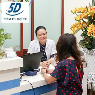 Khám, Siêu Âm Phụ Khoa Với BS Bệnh Viện Từ Dũ Tại Phòng Khám 5D - Sản Phụ Khoa - Hiếm Muộn