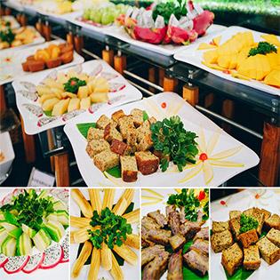 Khách Sạn Liberty Saigon Parkview - Buffet Trưa 70 Món Hải Sản, Nướng. Bao Gồm Nước Uống