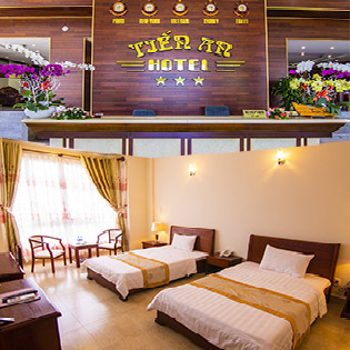 Tiến An Hotel 3 Sao Vũng Tàu 2N1Đ – Có Ăn Sáng – Đối Diện Biển