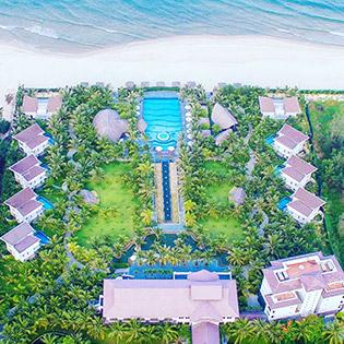 Sonata Resort & Spa 4* Phan Thiết 2N1Đ Phòng Deluxe Garden View – Bao Gồm Ăn Sáng + Tặng Set Menu Trưa/ Tối + Xông Hơi Miễn Phí Cho 02 Khách