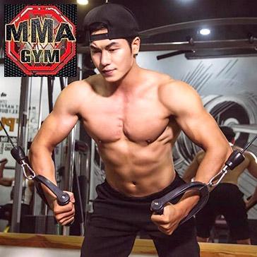 Hệ Thống MMA Gym Fitness - 01 Tháng Tập Gym Chuẩn Châu Âu Không Giới Hạn Thời Gian