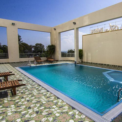 Tiến An Hotel 3* - Suite Connecting Sea View 2N1Đ - Hồ Bơi – Đối Diện Biển Dành Cho 08 Khách