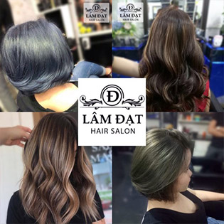 Trọn Gói Làm Tóc Cao Cấp + Tặng 6 Lần Phục Hồi Nano - Giảm 60% Các Dịch Vụ Tiếp Theo – Lâm Đạt Hair Salon