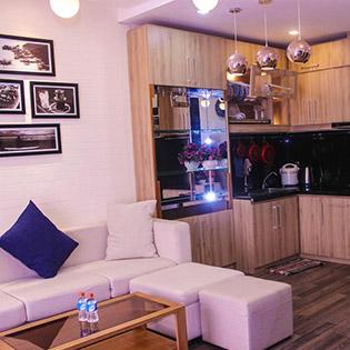 Căn Hộ 2 Phòng Ngủ Gold Ocean 4* - Mường Thanh Viễn Triều Nha Trang, 2N1Đ - Cho 4 Người