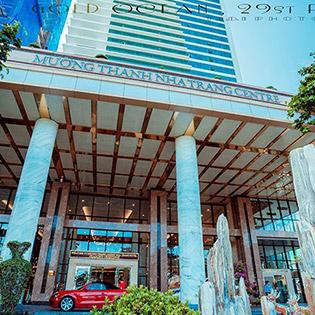 Khách Sạn Gold Ocean - Mường Thanh Viễn Triều Nha Trang, 2N1Đ - Cho 02 Người