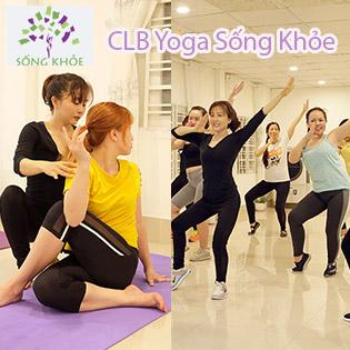 Trọn Gói 2 Tháng Tập Yoga Trị Liệu, Yoga Giảm Cân, Sexy Dance, Fit Dance, Kpop Dance Không Giới Hạn Tại Yoga Sống Khỏe & Dance