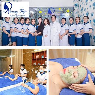 Combo 3 Dịch Vụ Hot Massage Mặt + Xông Dưỡng Cung Cấp O2 + Đắp Mặt Nạ Tuyết Tảo Chỉ Có Tại Dr. Phương Thảo Beauty Clinic & Spa
