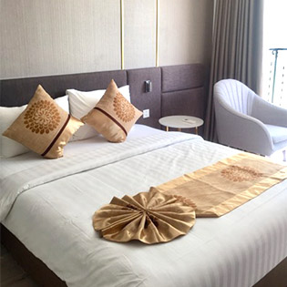 Khách Sạn Sochi 4* Nha Trang 2N1Đ Phòng Superior Dành Cho 2 Người – Bao Gồm Ăn Sáng