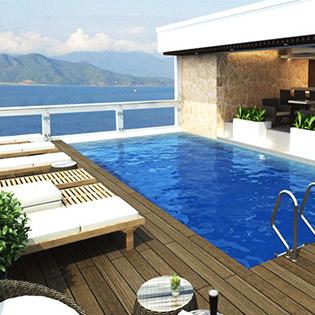 Balcony Nha Trang Hotel 3* Sát Biển - 2N1Đ Phòng Deluxe City View - Ăn Sáng Buffet - Không Phụ Thu Cuối Tuần – Dành Cho 2 Khách