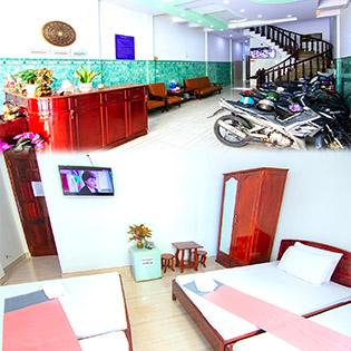 Khách Sạn Thế Giang Vũng Tàu 2N1Đ – Phòng Family Balcony Dành Cho 6 Khách – Khu Vực Bãi Sau – Gần Biển