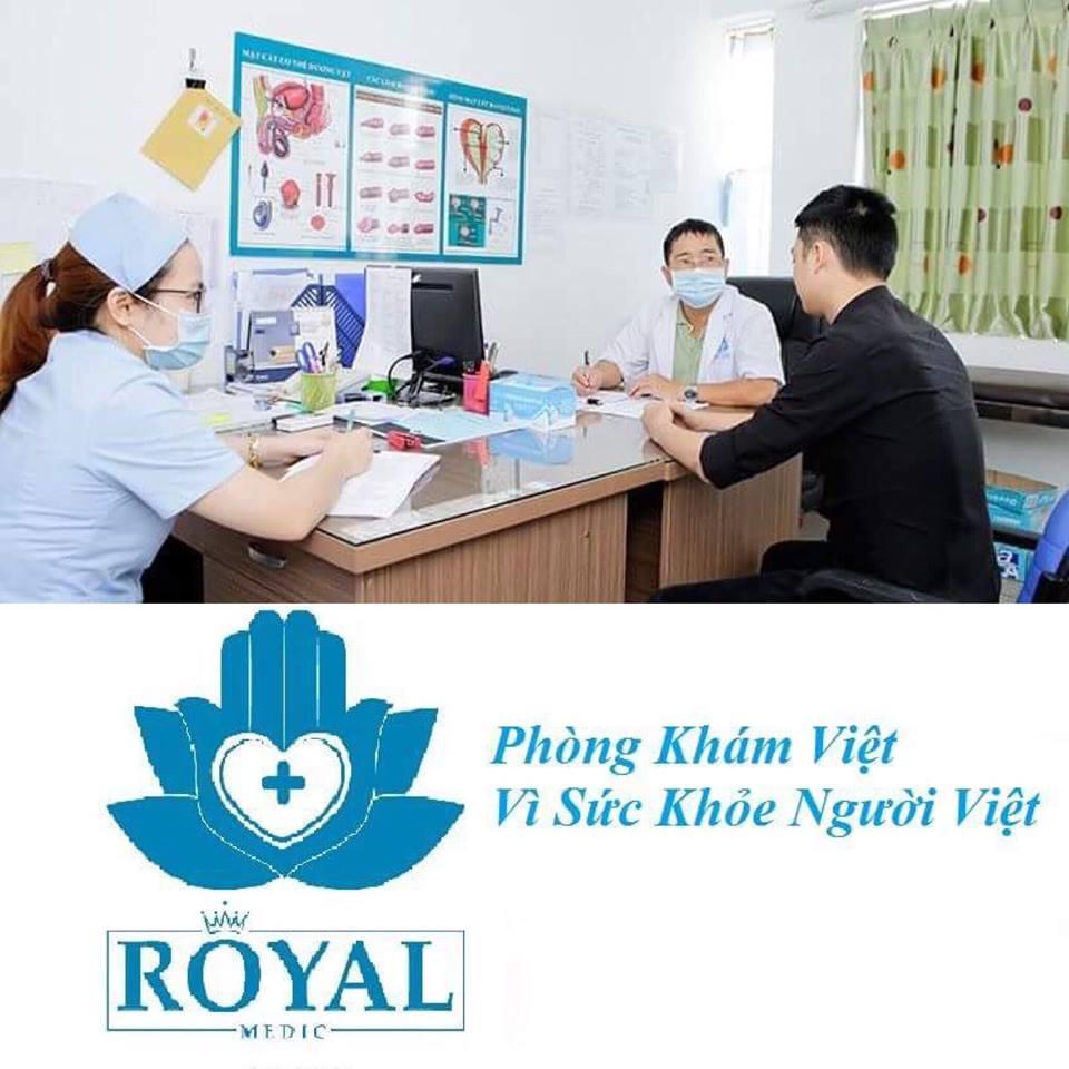 Cắt Bao Quy Đầu Kỹ Thuật Cao, An Toàn, Không Đau Tại Đa Khoa Royal – Phòng Khám Việt Vì Sức Khỏe Người Việt