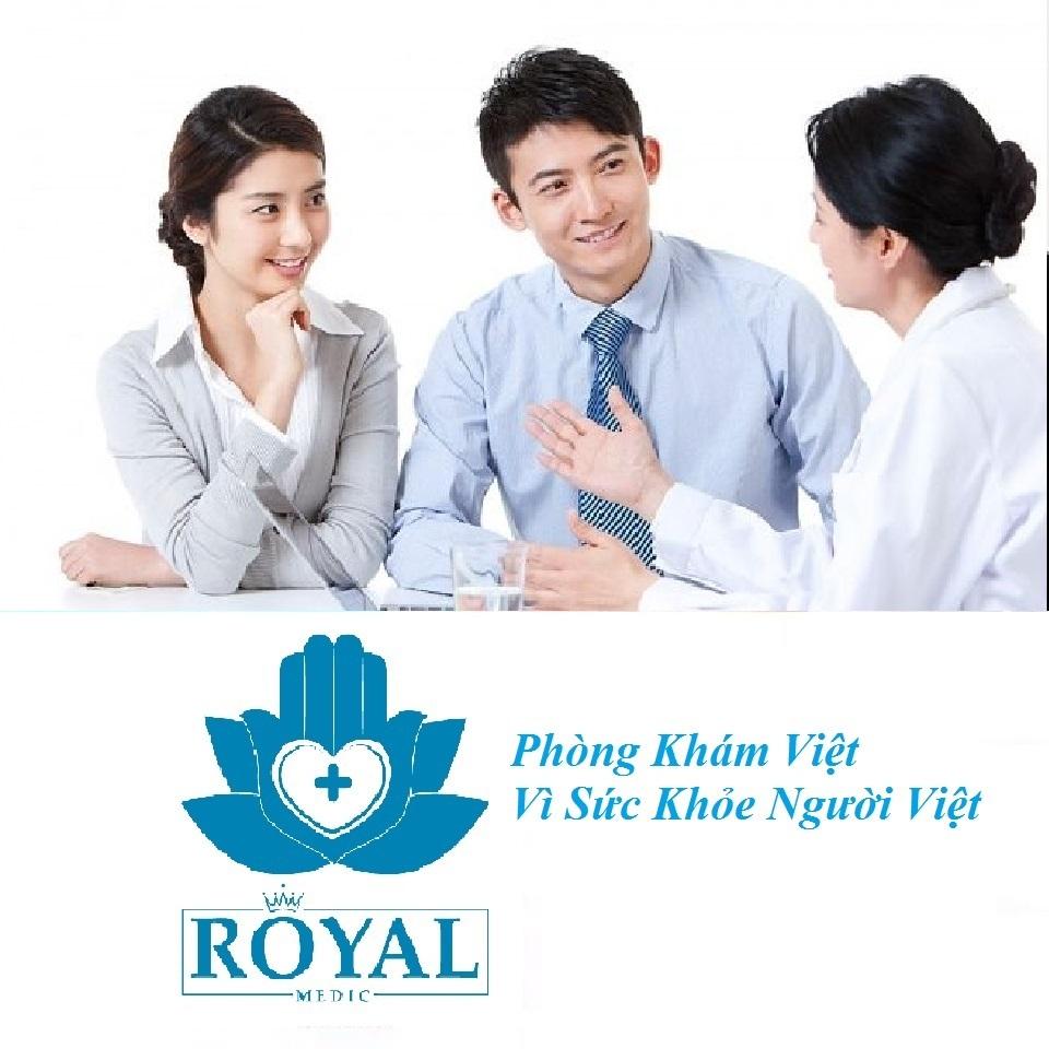 Tổng Quát Sức Khỏe Cho Phụ Nữ/ Nam Giới, Siêu Âm, Xét Nghiệm Trọn Gói Tại Đa Khoa Royal - Phòng Khám Việt Vì Sức Khỏe Người Việt