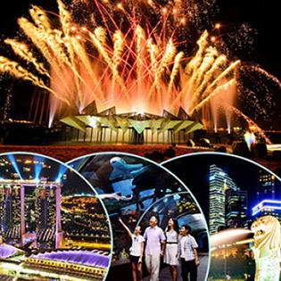 Tour Trọn Gói Singapore - Malaysia - Indonesia 6N5Đ Thủy Cung S.E.A  Aquarium + Bảo Tàng Hàng Hải + Một Bữa Ăn Hải Sản Phong Phú Tại Indonesia