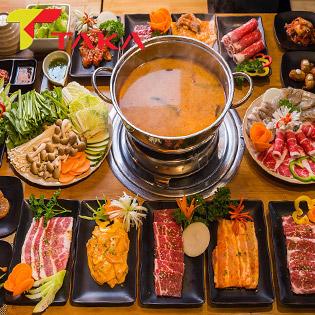 Buffet Nướng & Lẩu Bò Mỹ, Hải Sản Chuẩn Vị Hàn Quốc Tại Taka BBQ