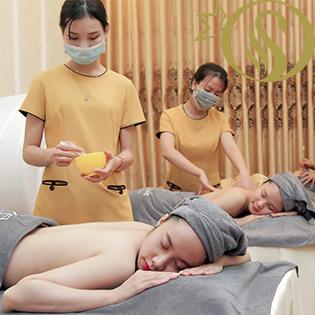 Tắm Trắng Chuyên Sâu Toàn Thân Kết Hợp Massage Body Thư Giãn Tại Thủy Nguyễn Spa & Clinic