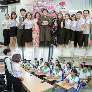 Khóa học tiếng Nhật sơ cấp 12 buổi - Đào tạo toàn diện 4 kỹ năng